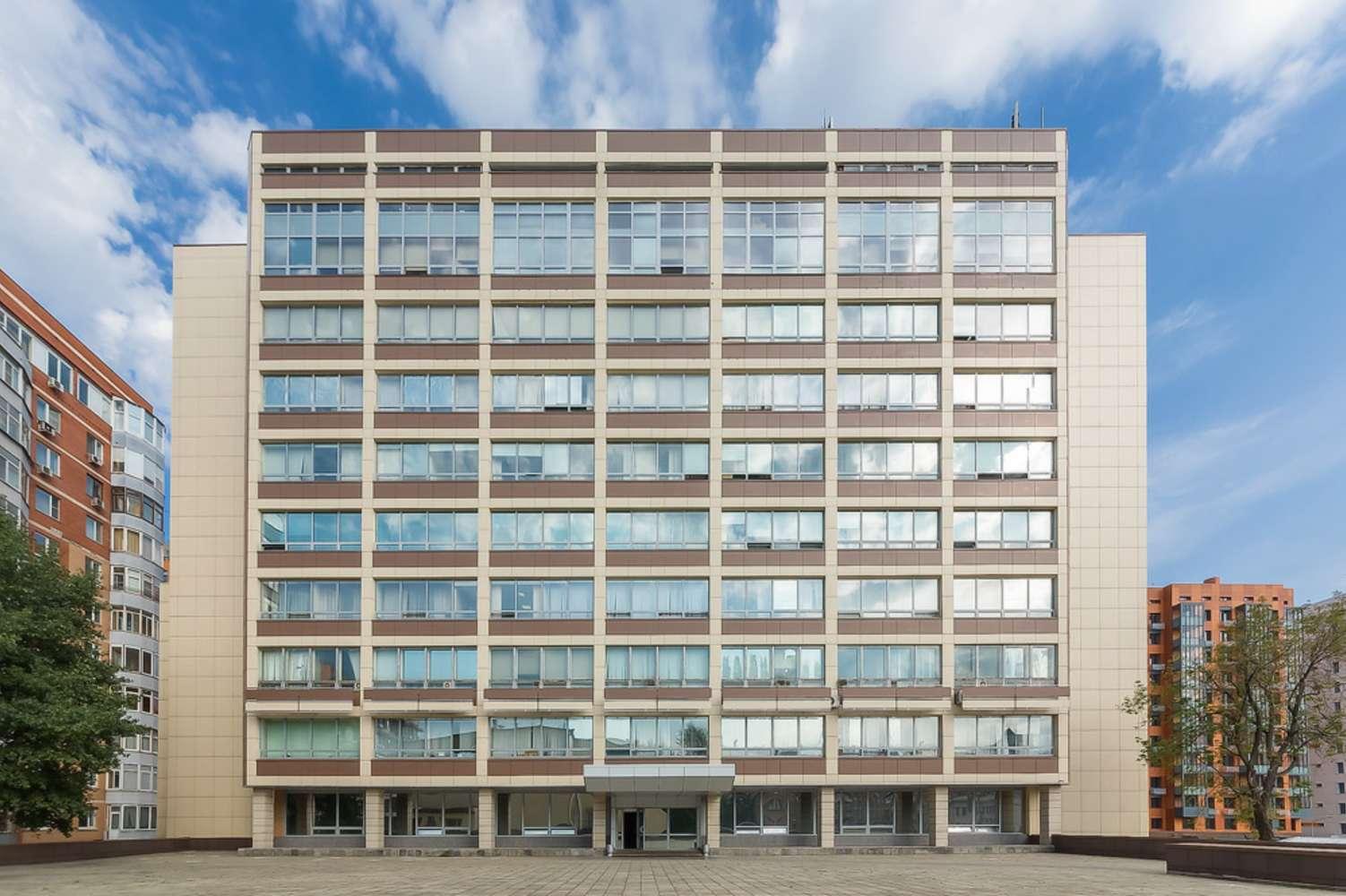 Офисная недвижимость Москва,  - Пресненский Вал ул. 14