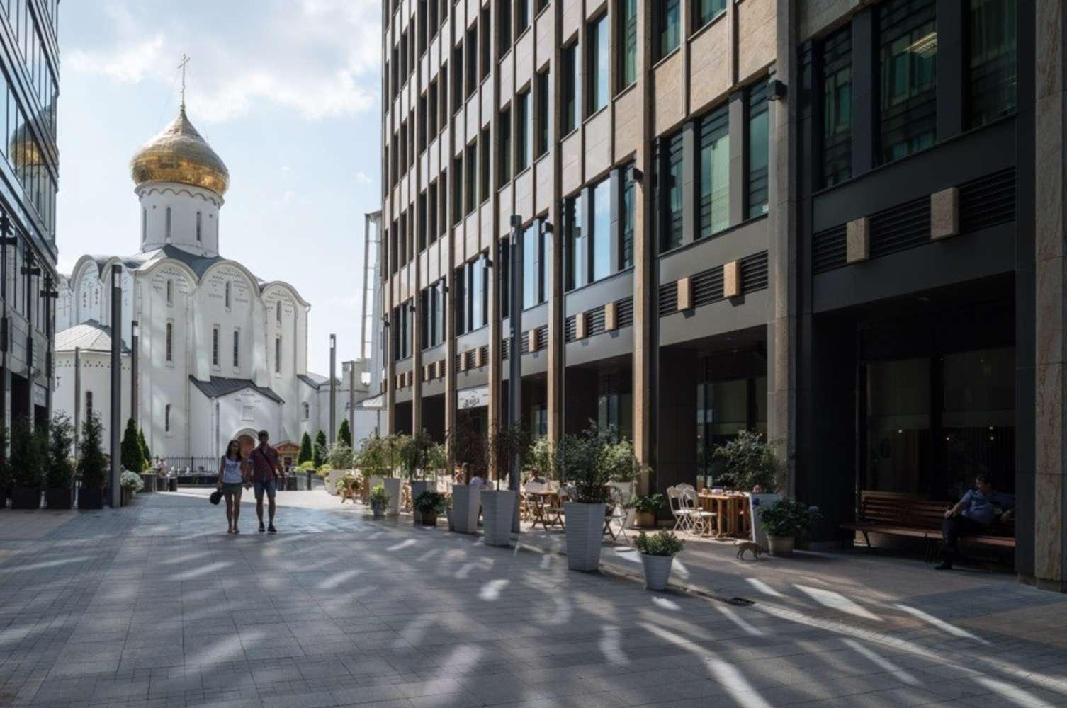 Офисная недвижимость Москва,  - Белая Площадь, Здание B
