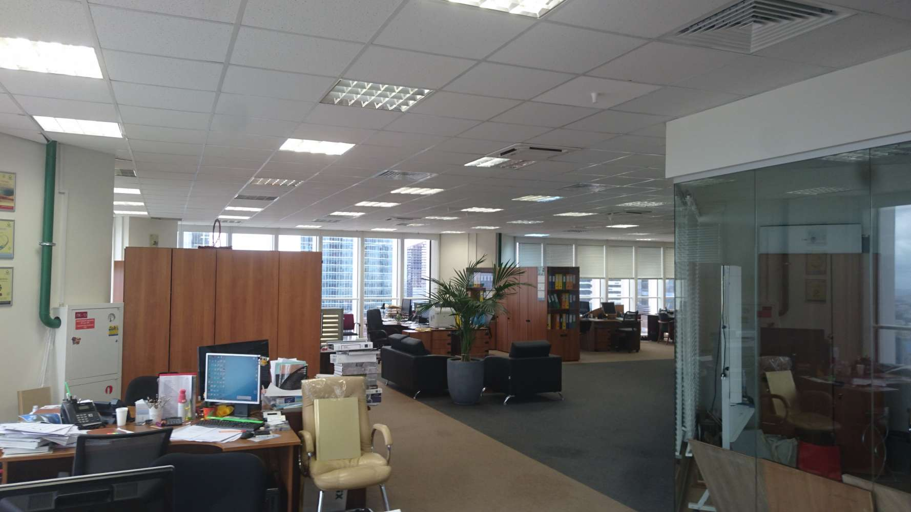 Офисная недвижимость Москва, 123317 - Меркурий Сити Тауэр