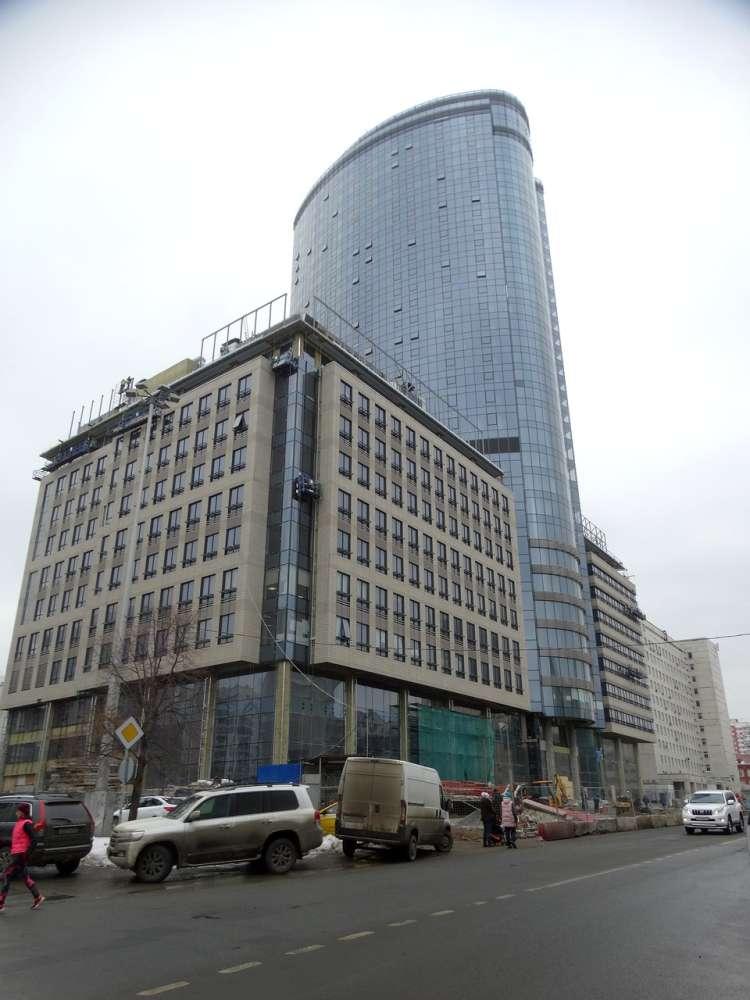 Офисная недвижимость Москва,  - Новион