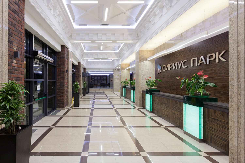 Офисная недвижимость Москва,  - Сириус Парк