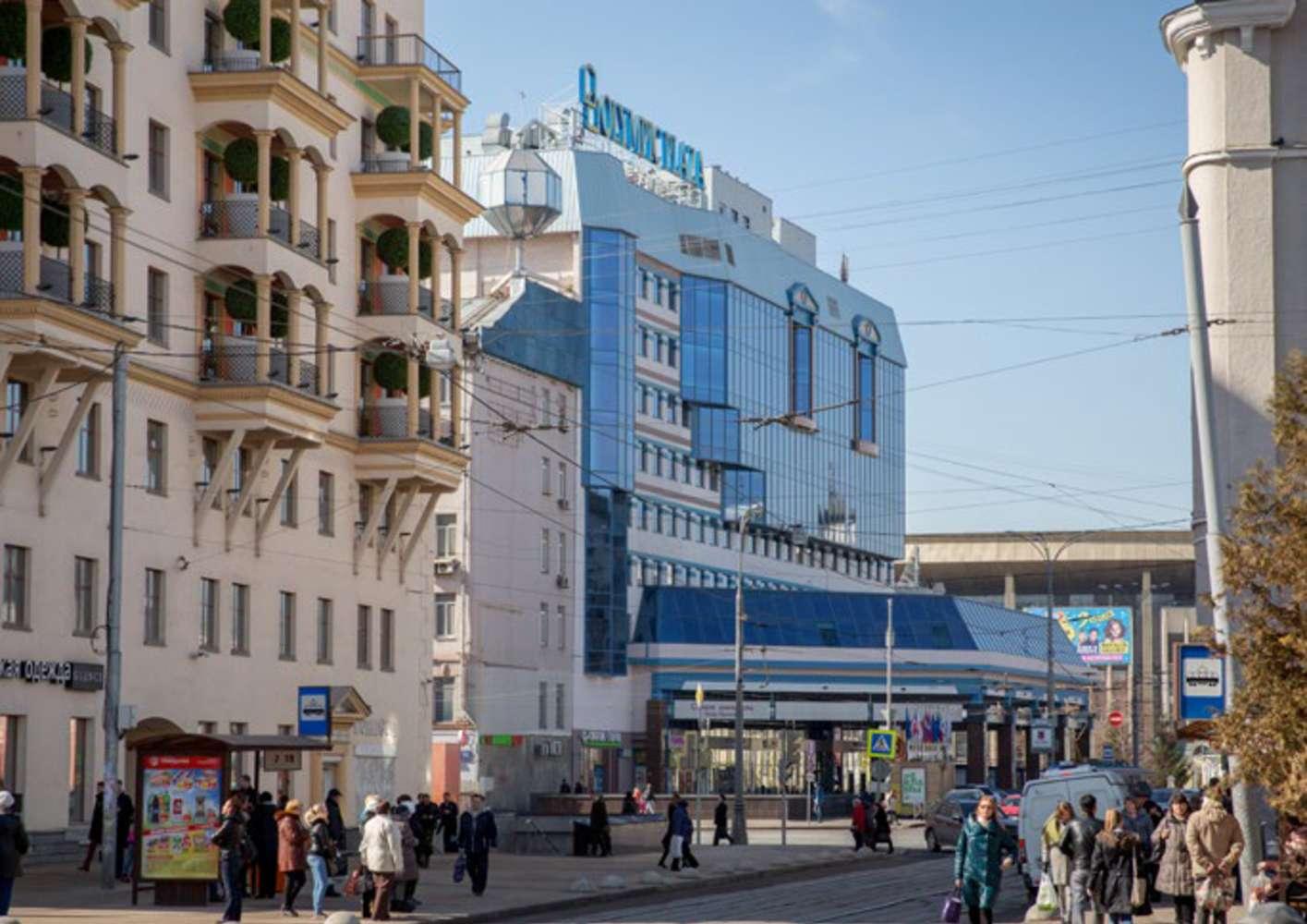 Офисная недвижимость Москва,  - Олимпик Плаза