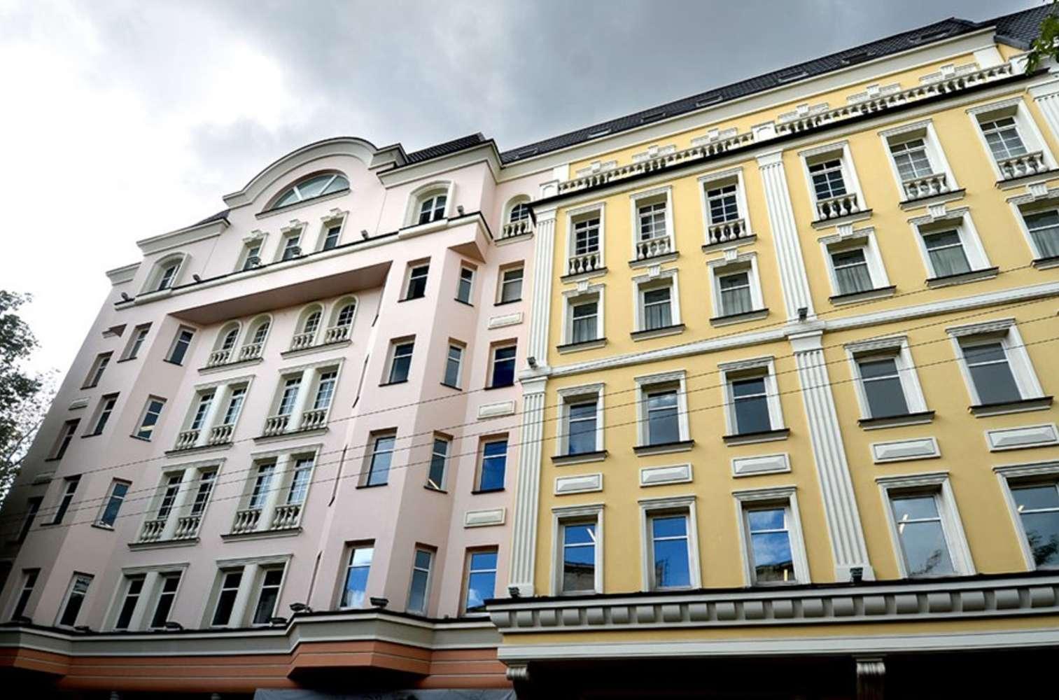 Офисная недвижимость Москва,  - Большой Кисловский пер. 9