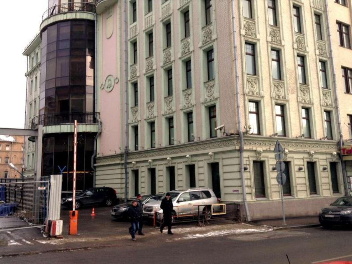 Офисная недвижимость Москва,  - Международный Торговый Центр