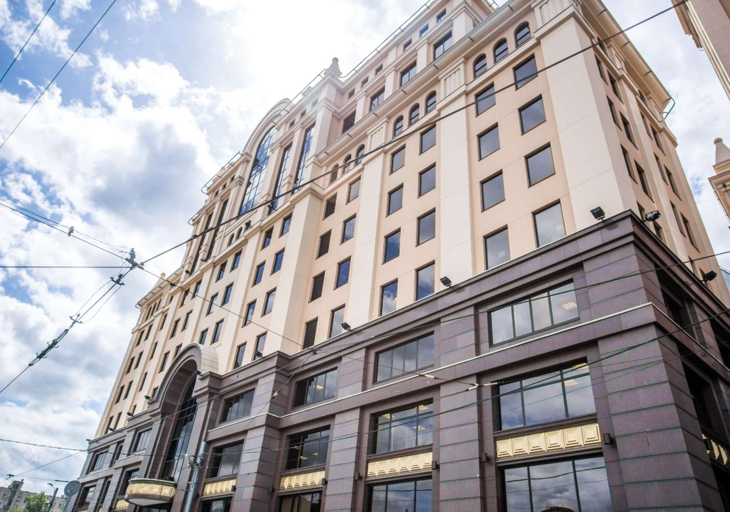 Офисная недвижимость Москва,  - Павелецкая Комплекс