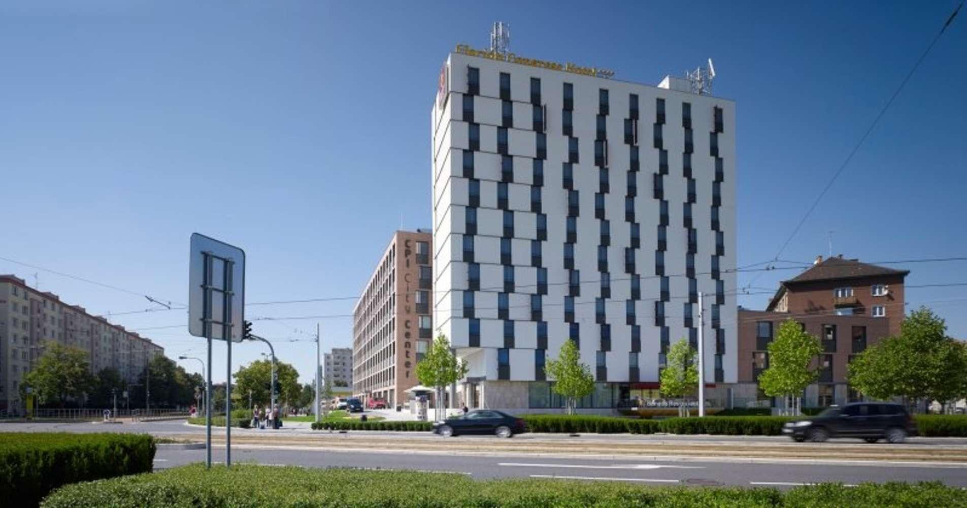 Kanceláře Olomouc, 779 00 - CPI City Center Olomouc - Building B