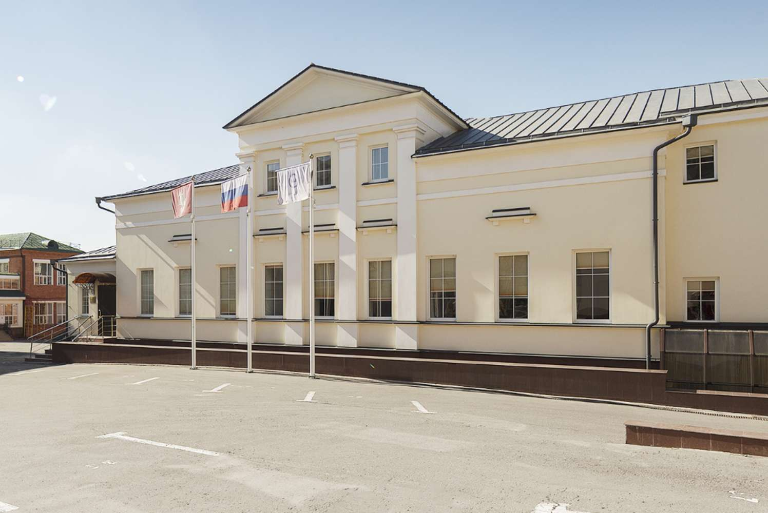 Офисная недвижимость Москва,  - Московский шёлк