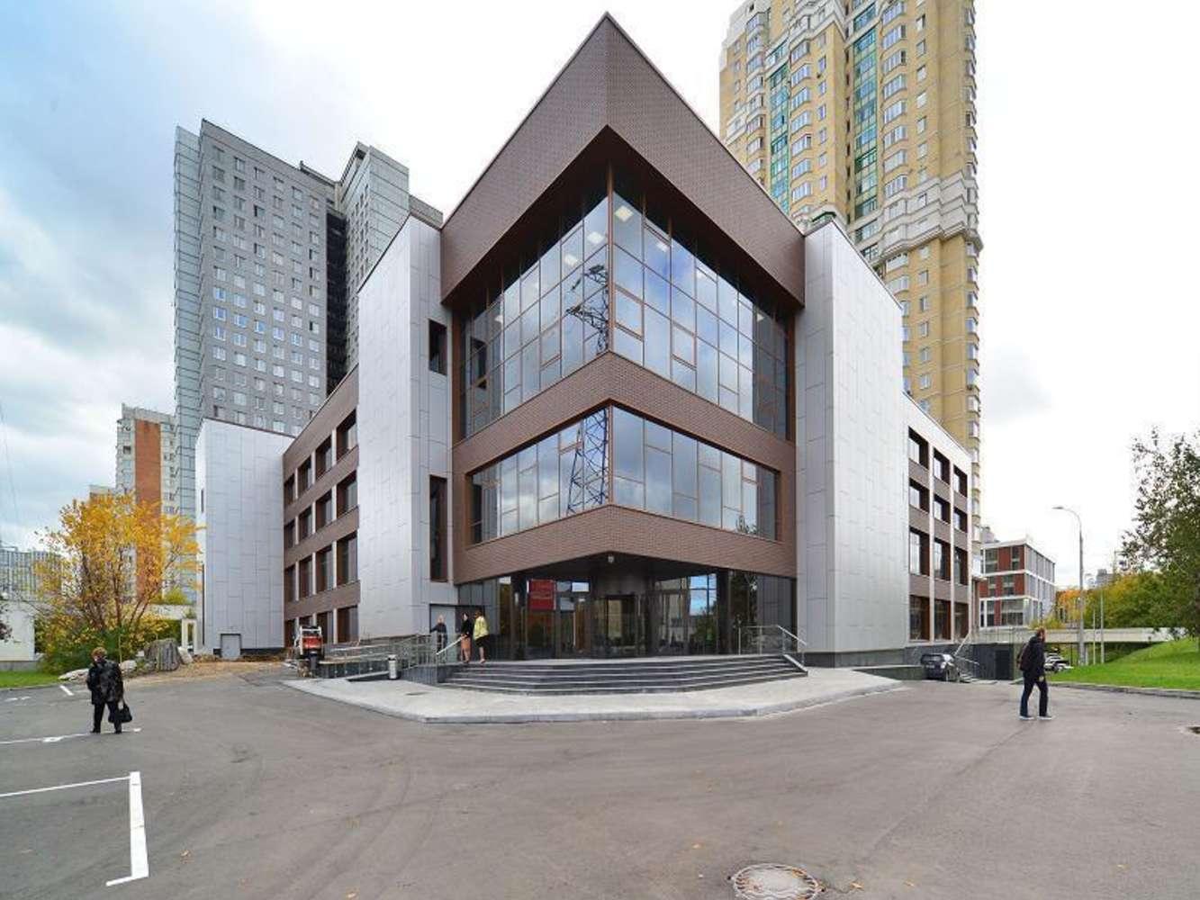 Офисная недвижимость Москва,  - Вернадского пр-т, 37 стр. 1