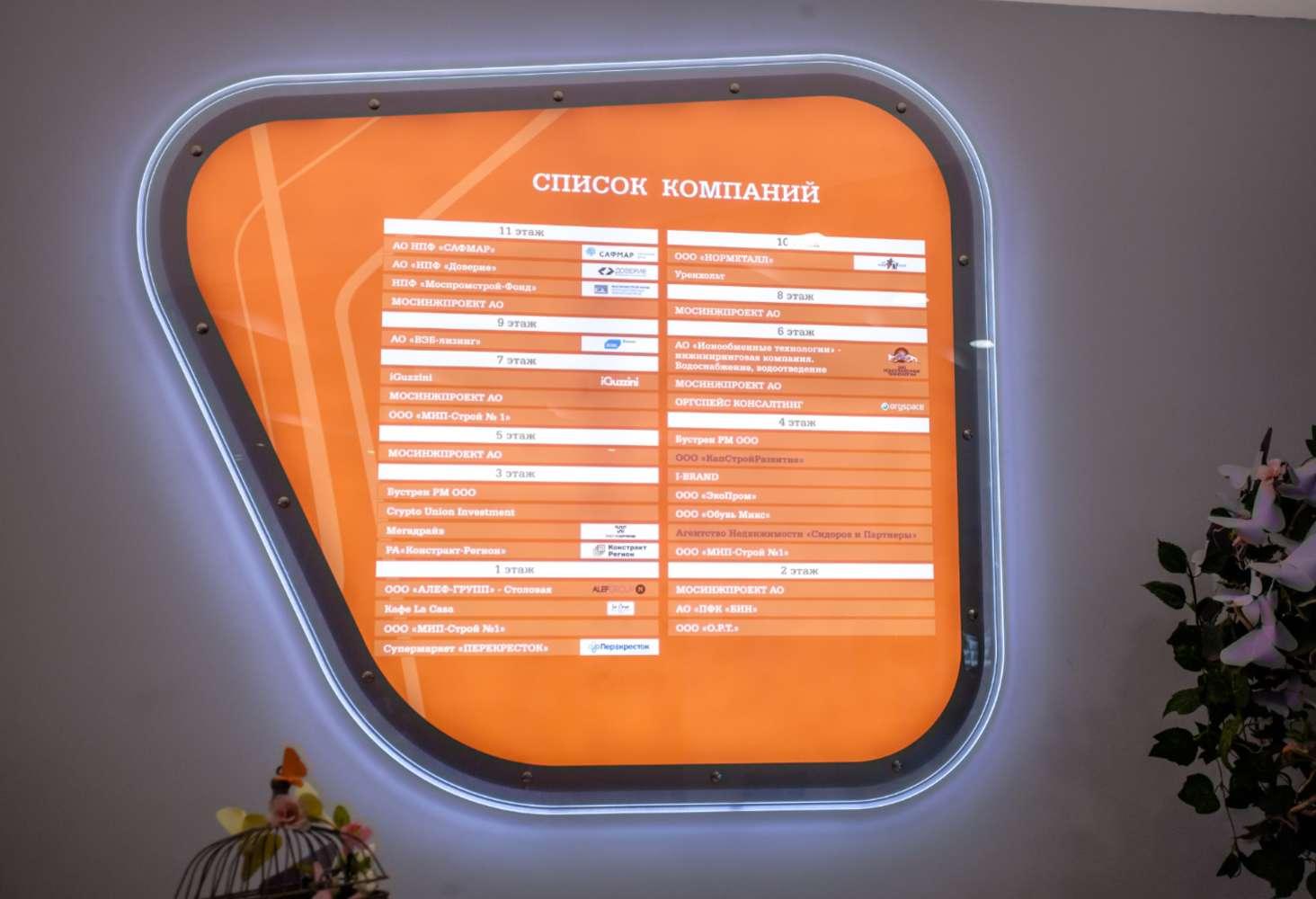 Офисная недвижимость Москва,  - Интеграл