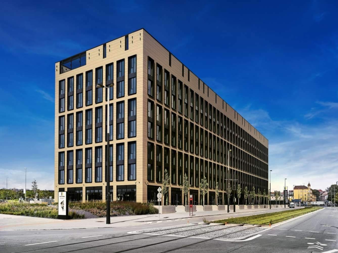 Offices Prague, 180 00 - Rustonka R3