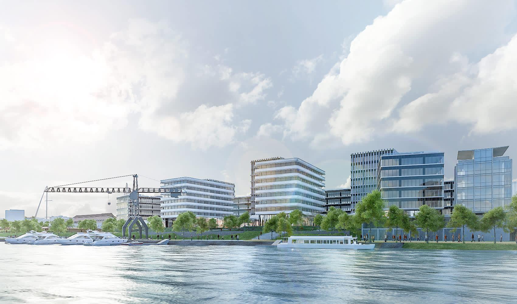 Offices Prague, 170 00 - Port7