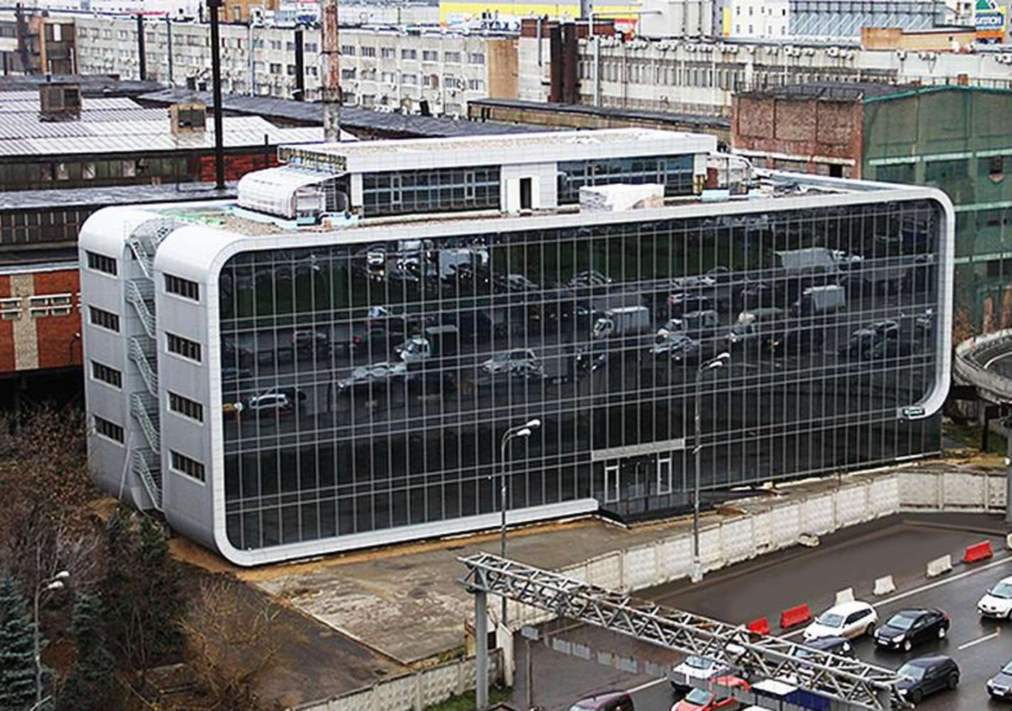 Офисная недвижимость Москва, 111033 - Серпантин