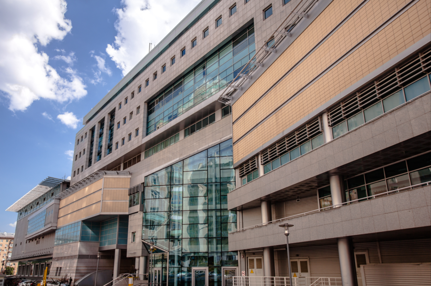 Офисная недвижимость Москва,  - Капитолий Вернадского