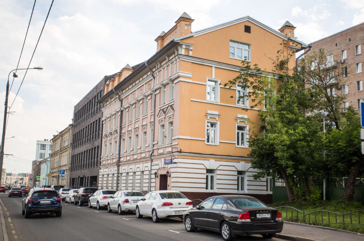 Офисная недвижимость Москва,  - Озерковская наб. 12