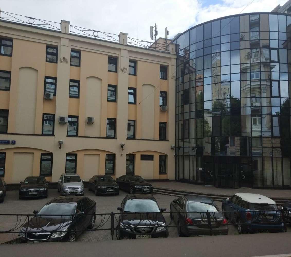 Офисная недвижимость Москва,  - 1-й Гончарный пер. 8 cтр. 6