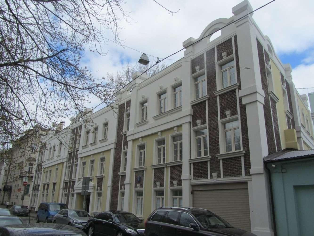 Офисная недвижимость Москва,  - Староконюшенный пер. 8