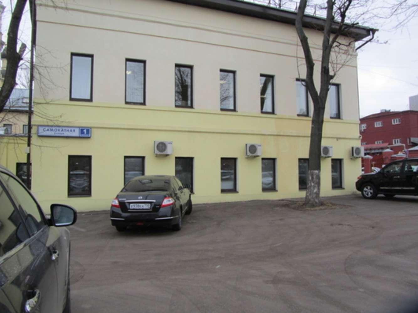 Офисная недвижимость Москва,  - Самокатная ул. 1 стр. 1