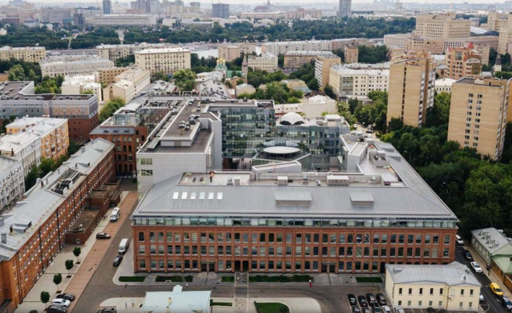 Офисная недвижимость Москва,  - Строганов - Красная Роза 1875