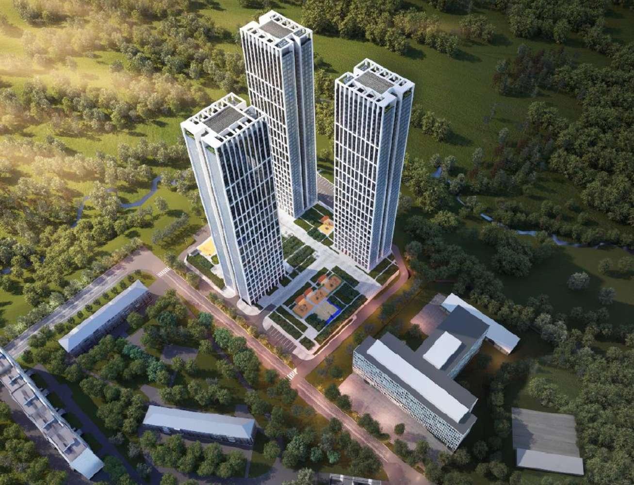 Офисная недвижимость Москва,  - Небо