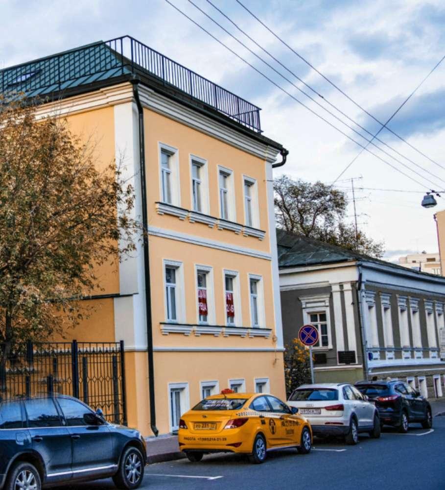 Офисная недвижимость Москва,  - 1 Спасоналивковский пер. 8 стр. 2