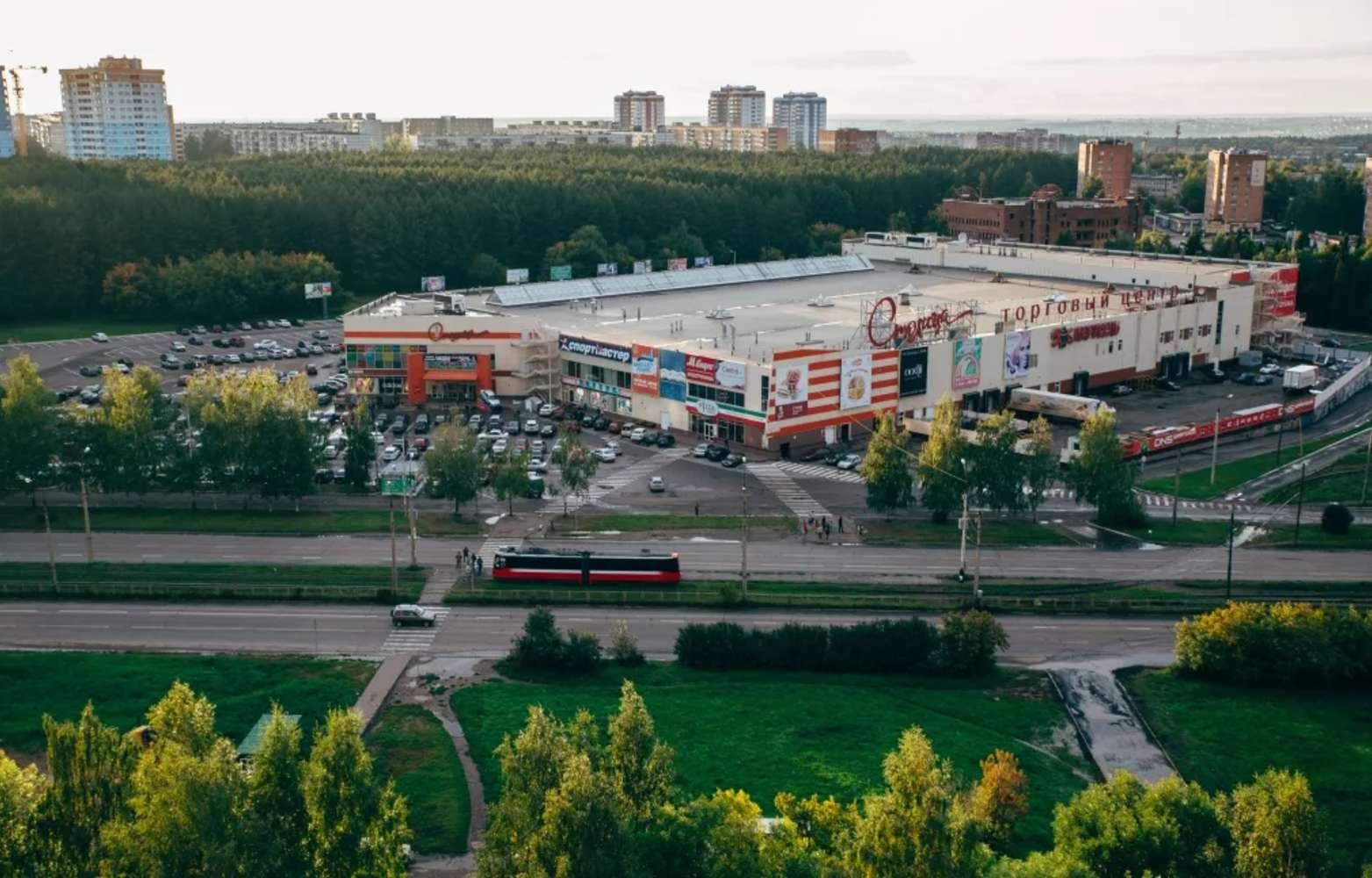 Торговая недвижимость Ижевск,  - Столица
