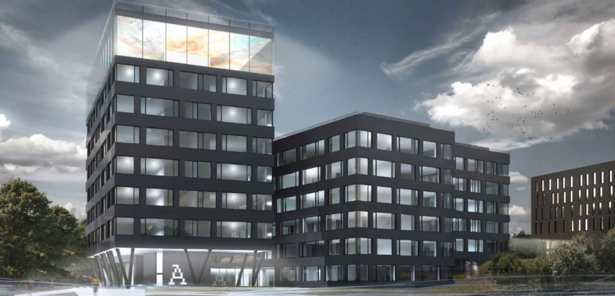 Offices Brno, 612 00 - Tech Gate - Building A