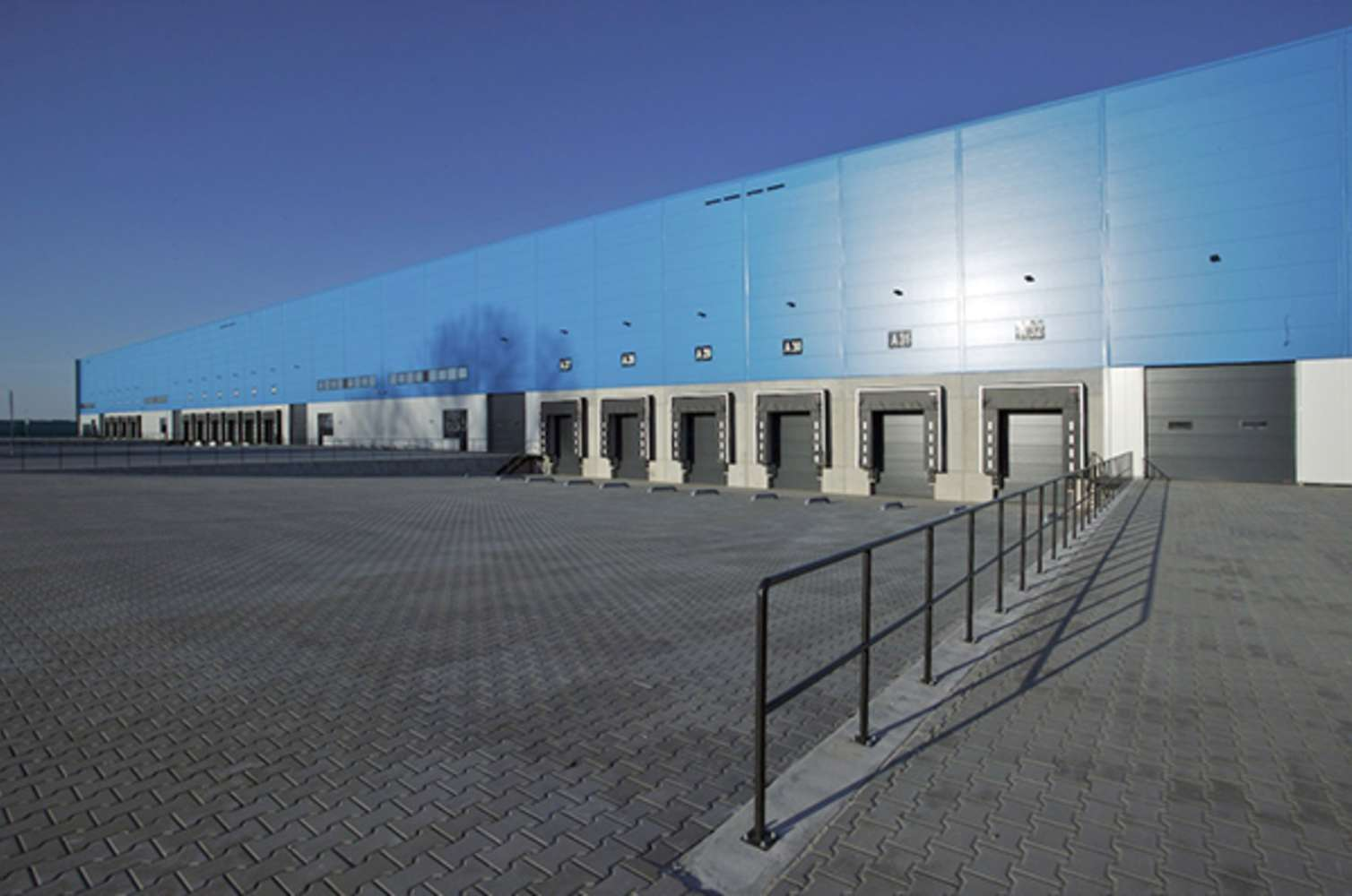 Industrial and logistics Uzice,  - CTPark Prague North