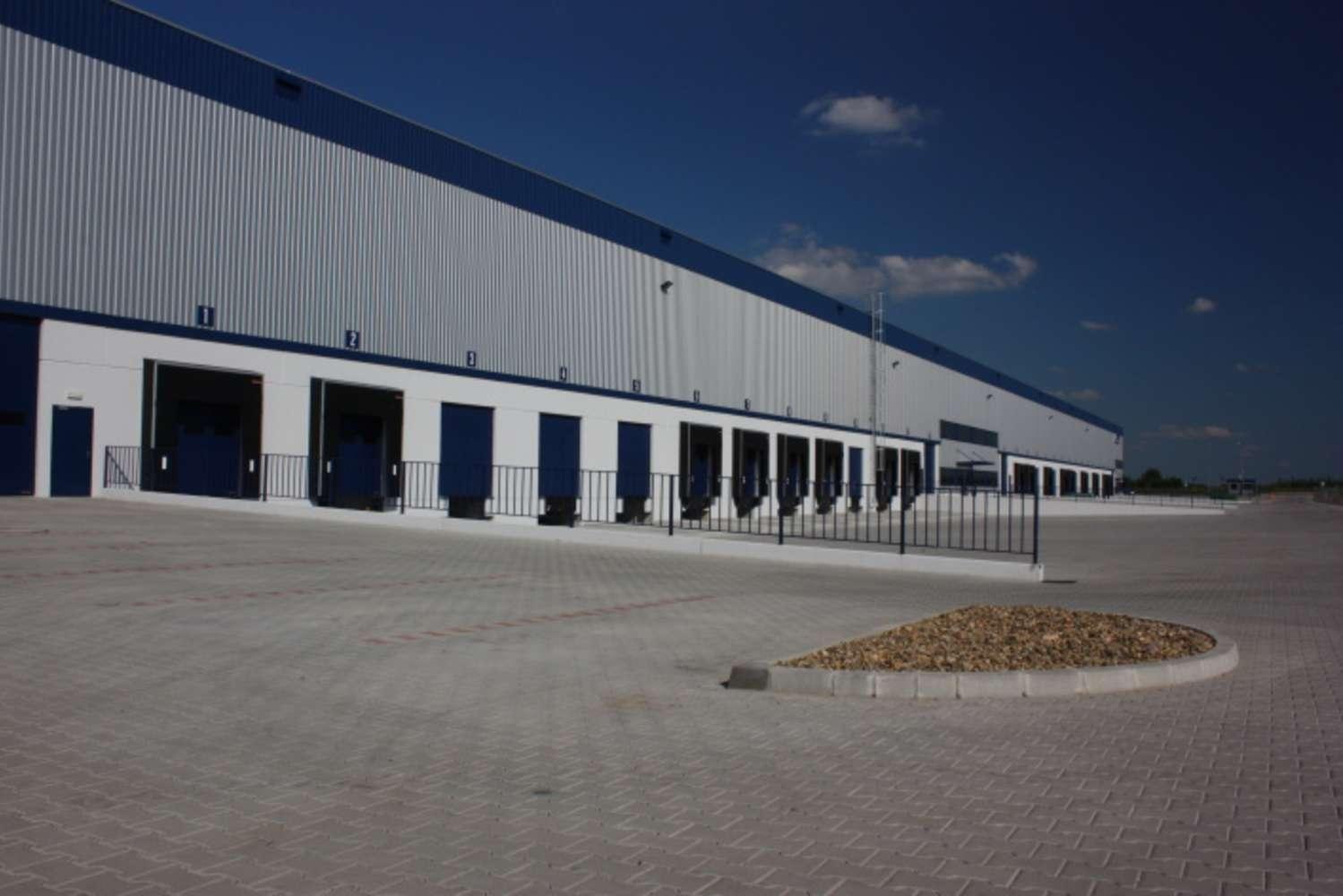 Industrial and logistics Dobroviz,  - Logicor Park Prague Airport