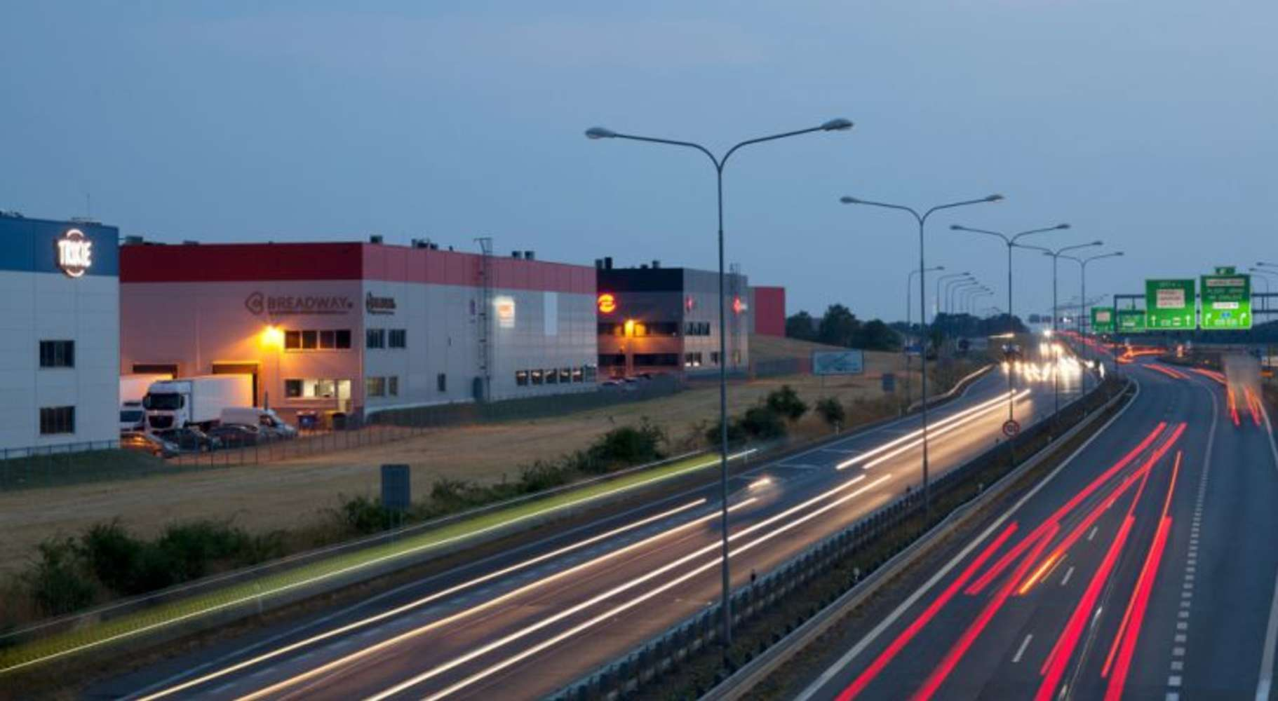 Industrial and logistics Prague,  - P3 Prague Horní Počernice