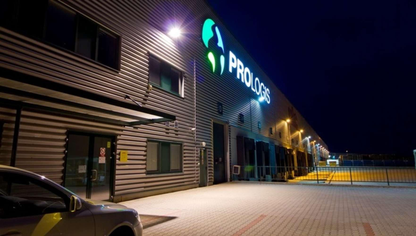 Průmyslové nemovitosti Říčany,  - Prologis Park Prague D1 West