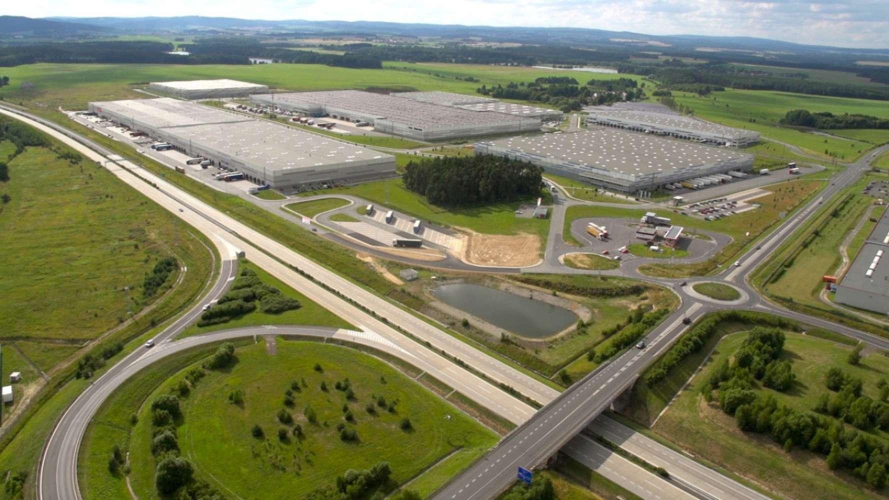 Industrial and logistics Bor,  - CTPark Bor