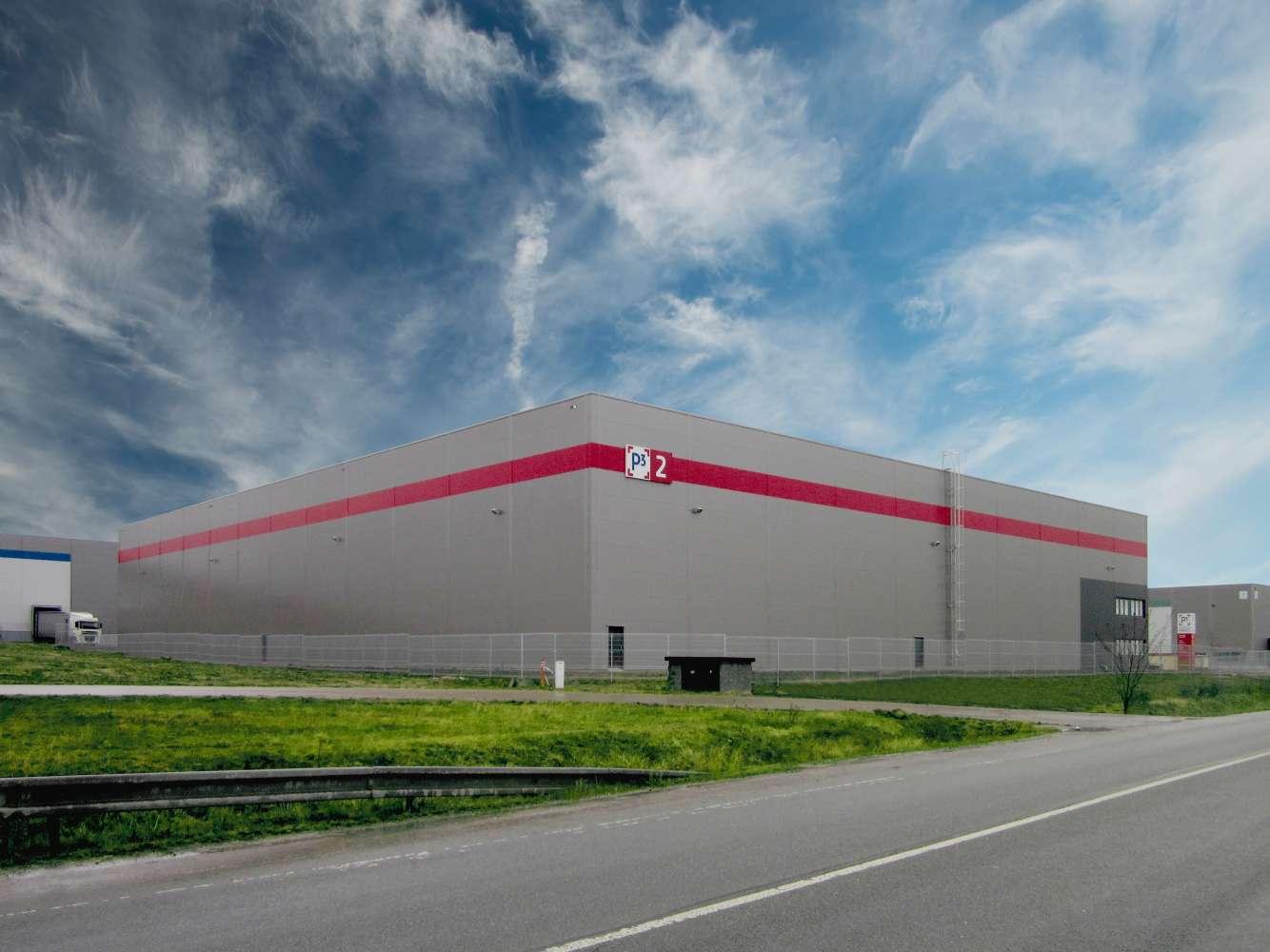 Industrial and logistics Dobrenice,  - P3 Hradec Králové