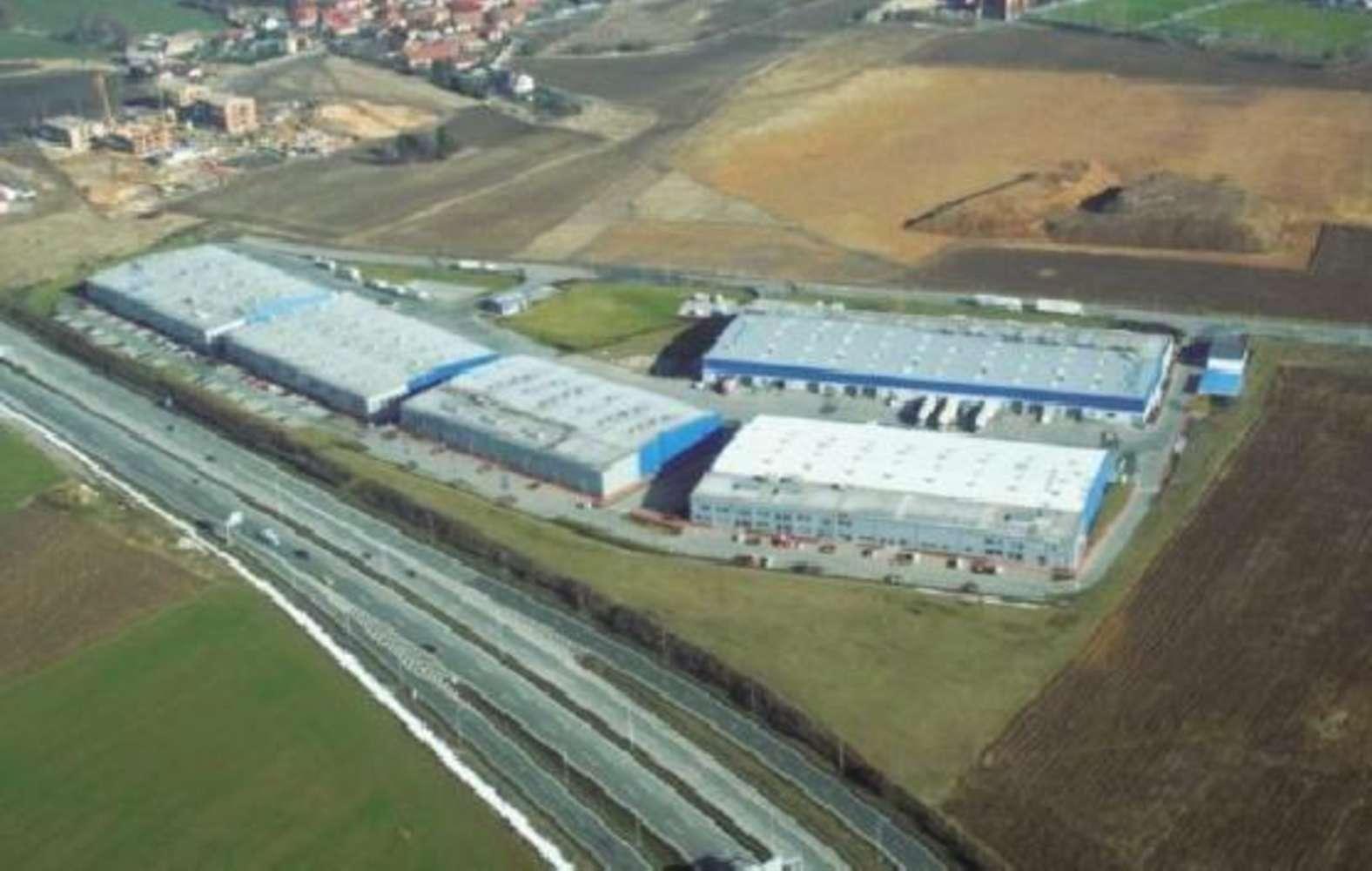 Industrial and logistics Prague,  - Business Park Prague Zličín