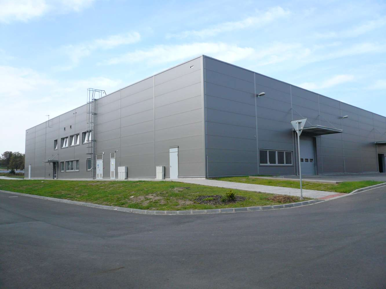 Industrial and logistics Pilsen,  - Adelardis Park Pilsen