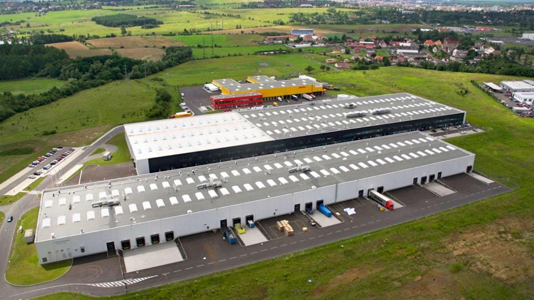 Industrial and logistics Teplice,  - CTPark Teplice