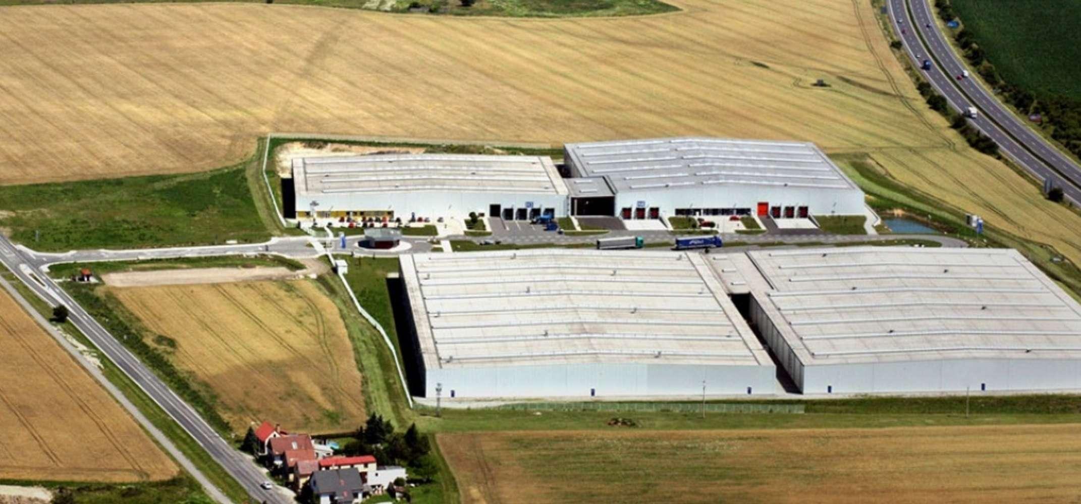 Industrial and logistics Mlada boleslav - bezdecin,  - CTPark Mladá Boleslav