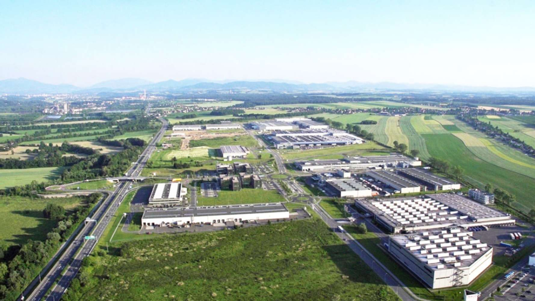 Industrial and logistics Ostrava,  - CTPark Ostrava
