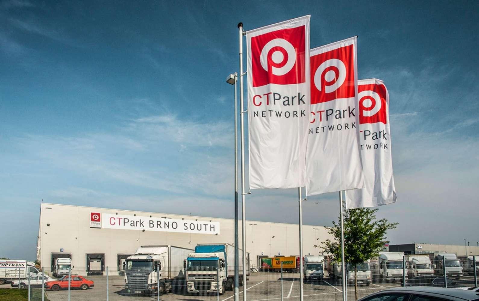 Industrial and logistics Slapanice,  - CTPark Brno South