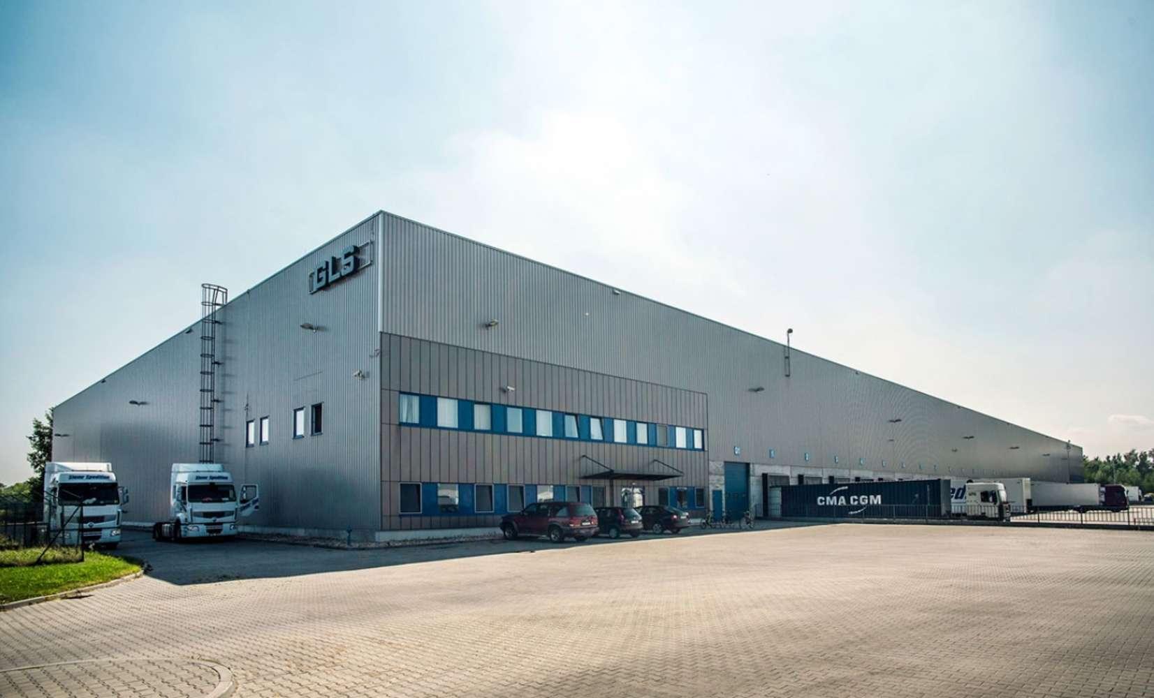 Průmyslové nemovitosti Pardubice - drozdice,  - CTPark Pardubice II