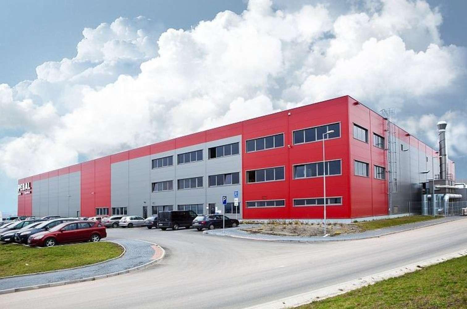 Industrial and logistics Nyrany,  - P3 Plzeň