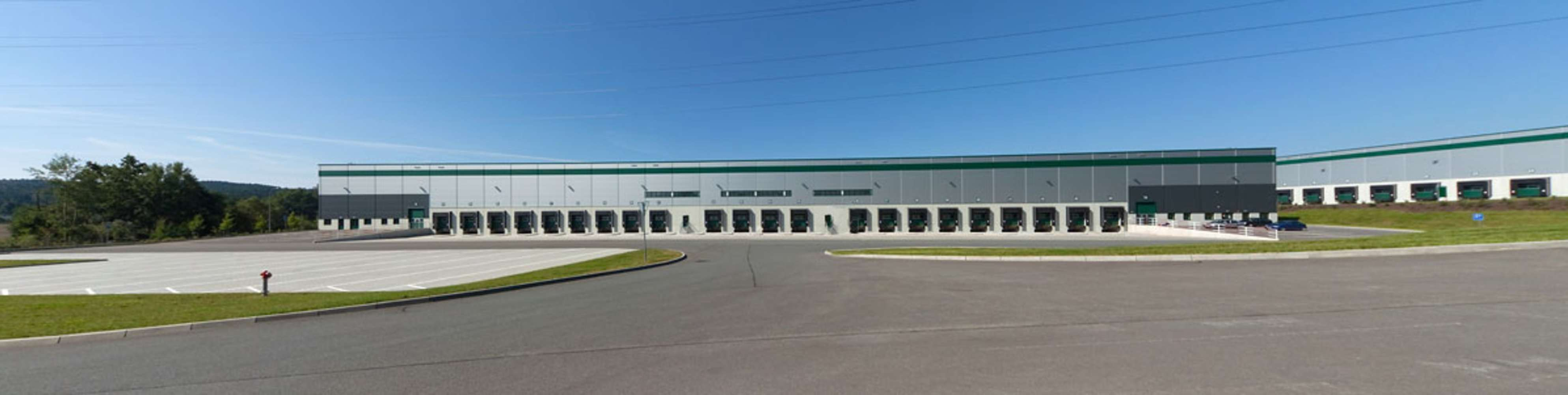 Industrial and logistics Stenovice,  - Prologis Park Pilsen-Štěnovice