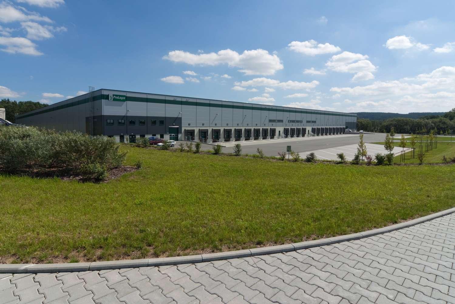 Průmyslové nemovitosti Stenovice,  - Prologis Park Pilsen-Štěnovice