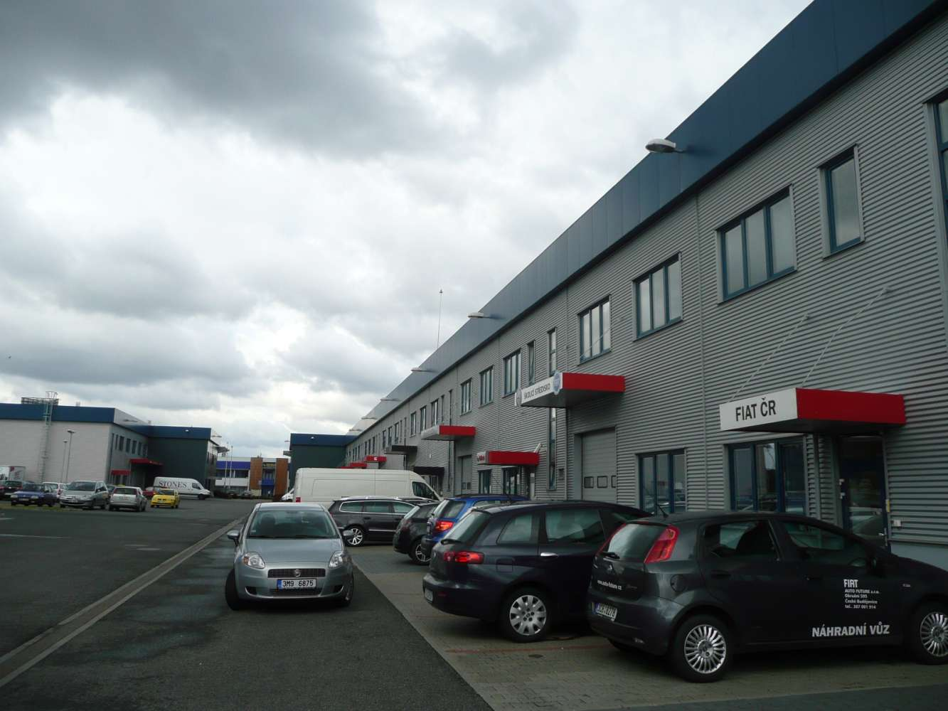 Industrial and logistics Cestlice,  - Čestlice Business Park