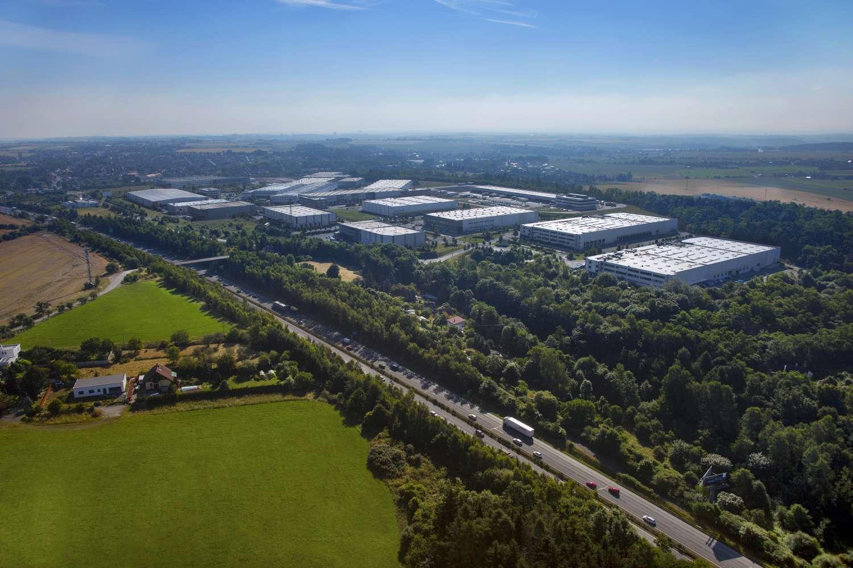 Industrial and logistics Rudna,  - Prologis Park Prague-Rudná