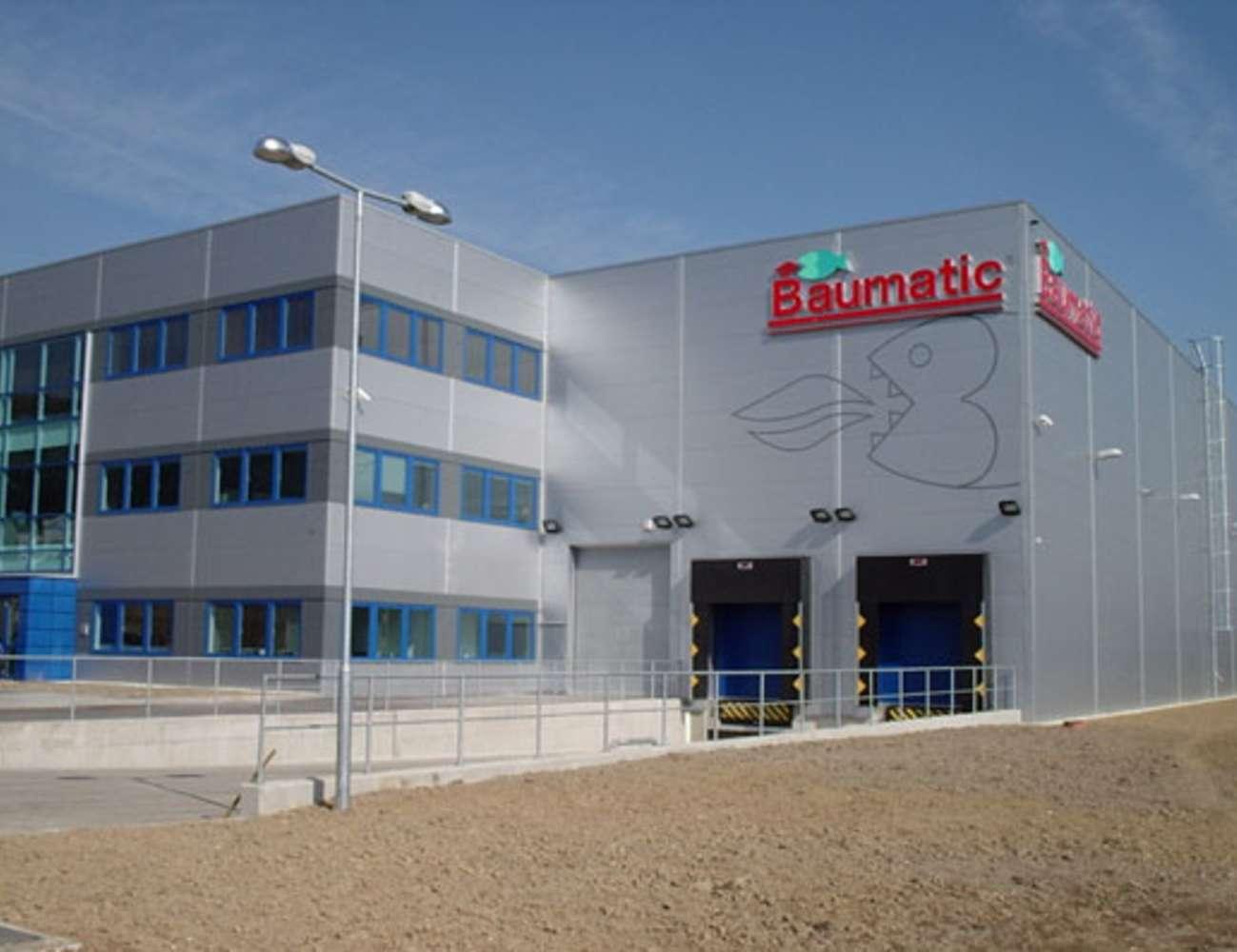 Průmyslové nemovitosti Liberec,  - P3 Liberec South