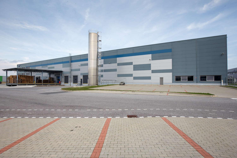 Průmyslové nemovitosti Plazy,  - P3 Mladá Boleslav