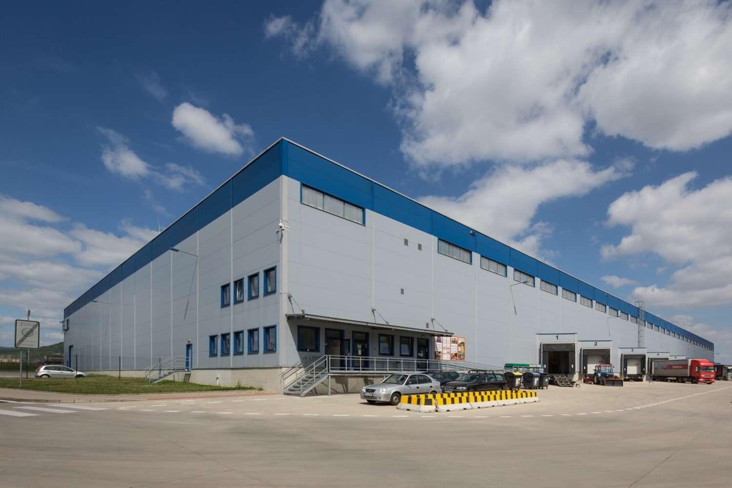 Industrial and logistics Lovosice, 410 02 - P3 Lovosice Cargo