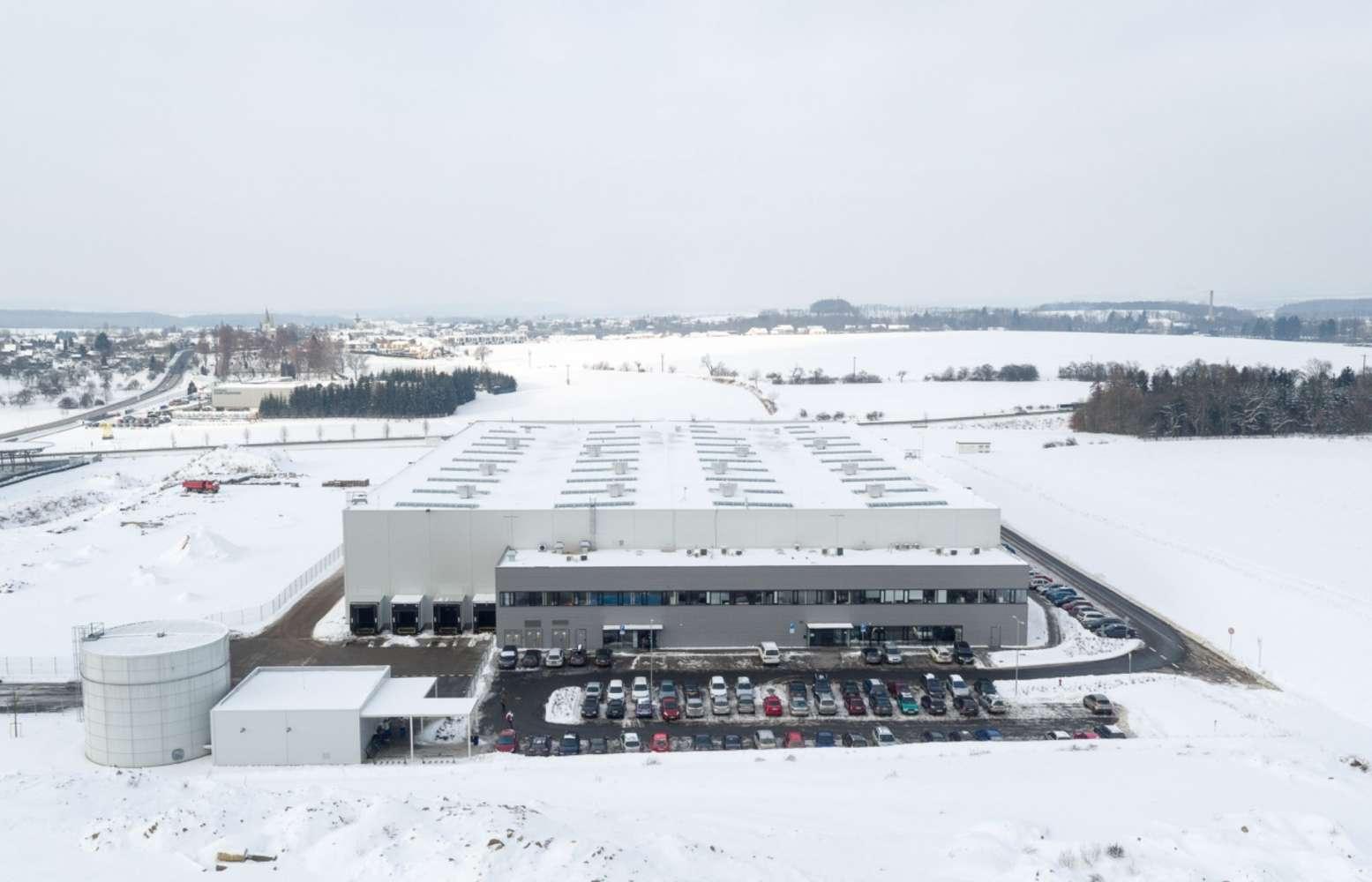 Průmyslové nemovitosti Kvasiny,  - CTPark Kvasiny