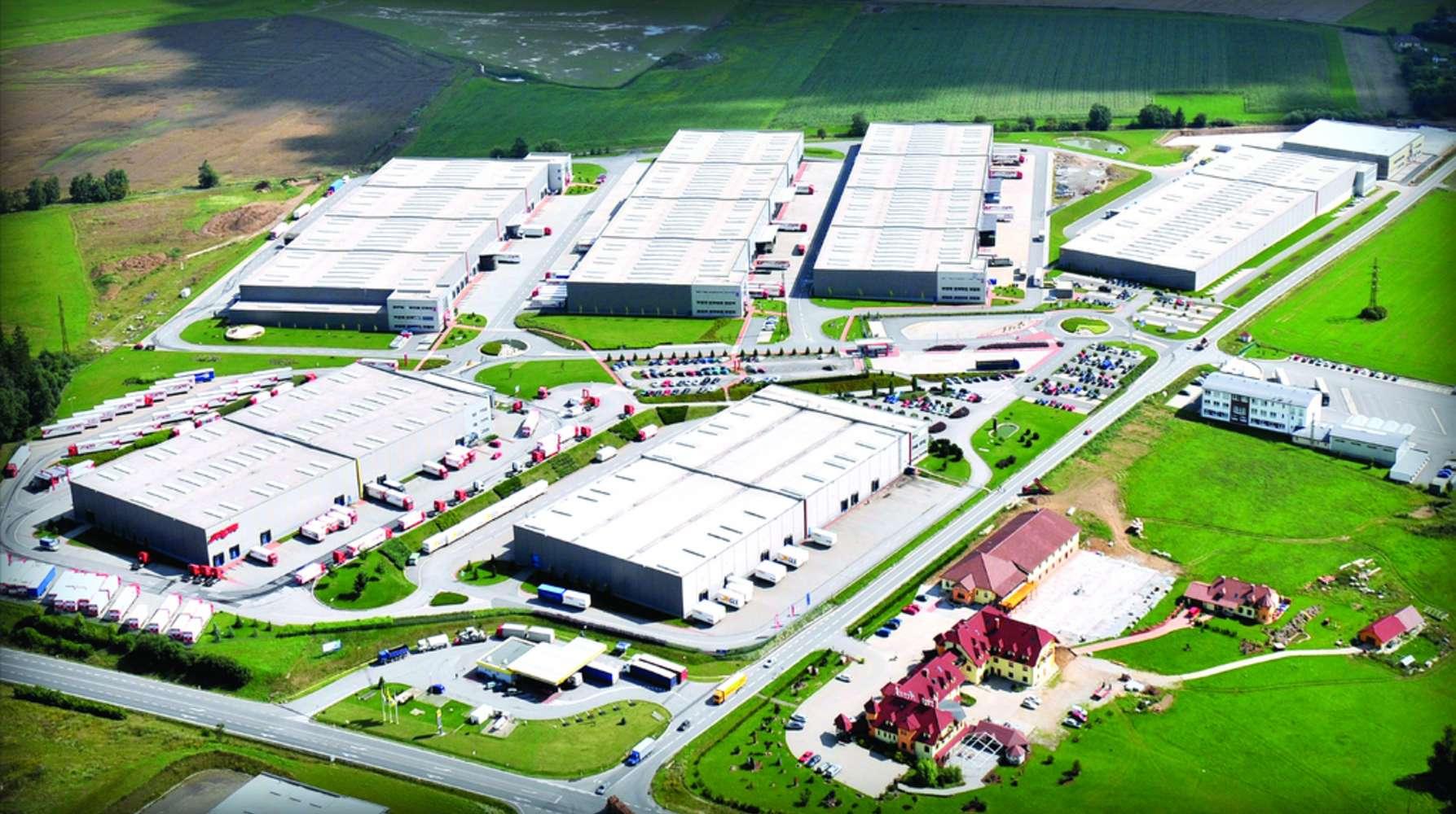 Industrial and logistics Jihlava,  - Logistics Centre D1 - Jihlava