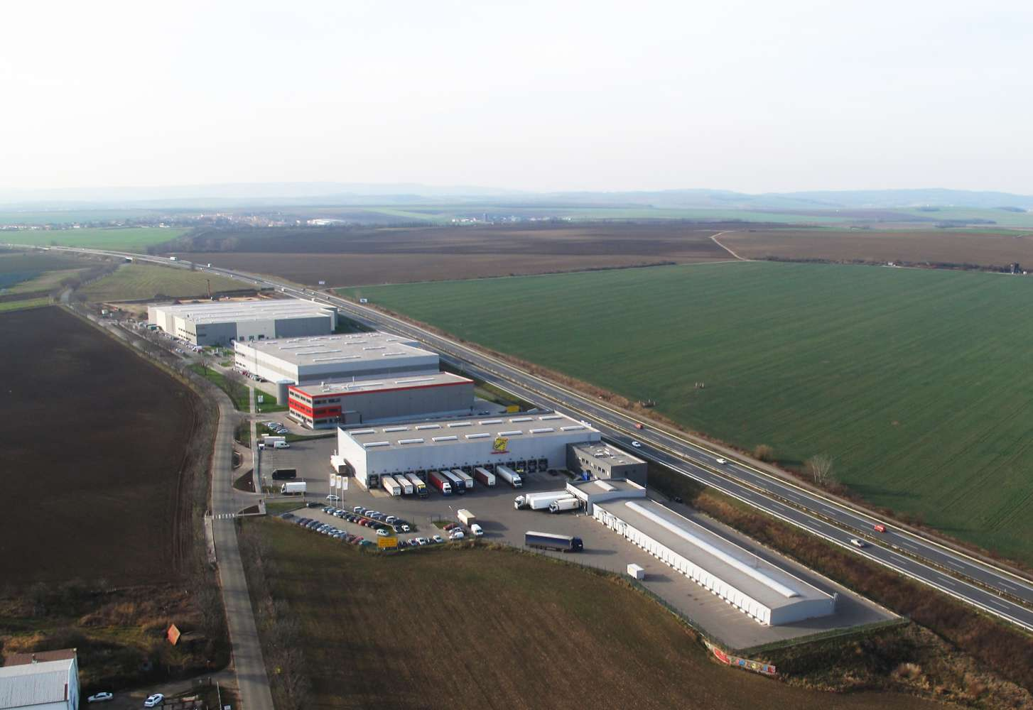 Industrial and logistics Rajhrad,  - VGP Park Brno
